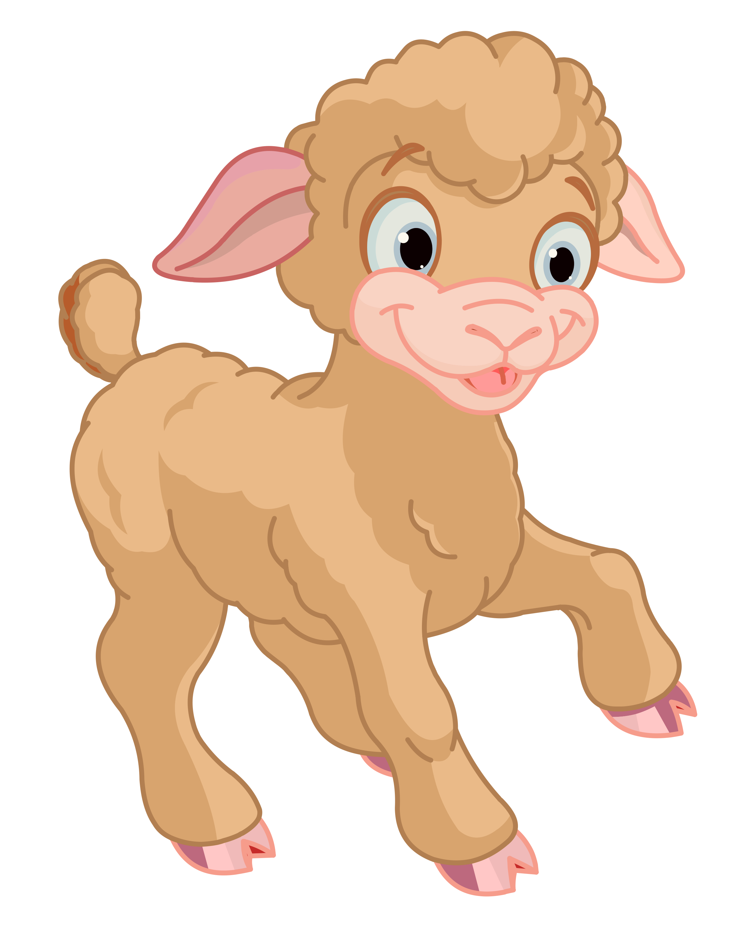lamb clipart lamb to slaughter