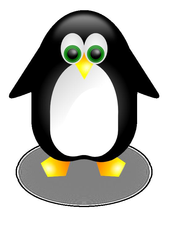 Clipartist net clip art. Clipart penquin easter