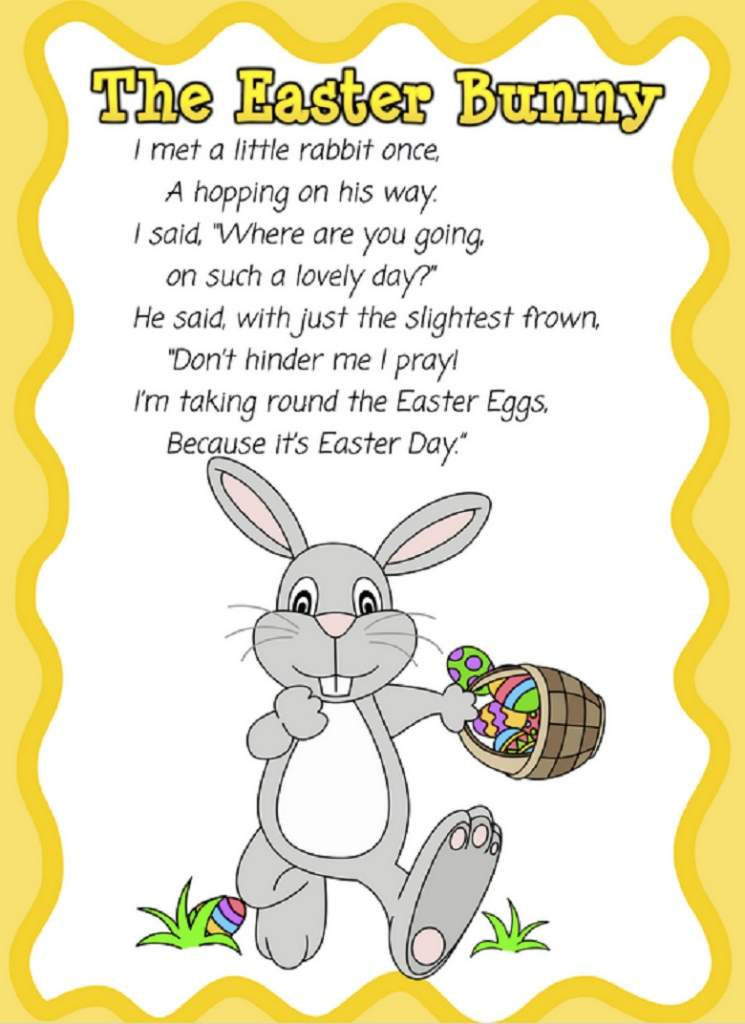 Quotes poems best sayings. Clipart easter poem