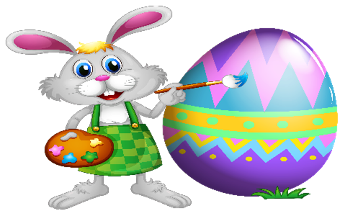 Volunteering clipart easter. School holiday activities