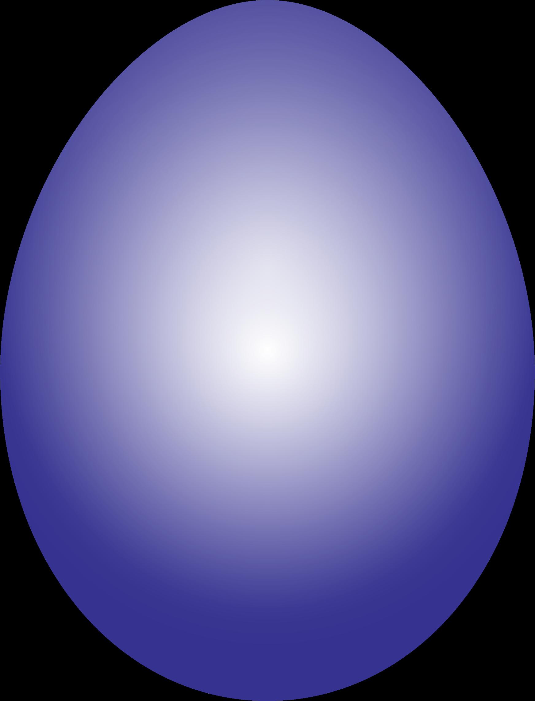 Easter egg big image. Clipart football purple