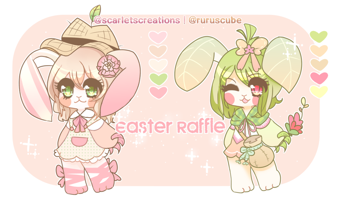 Closed points sweetbun by. Clipart easter raffle