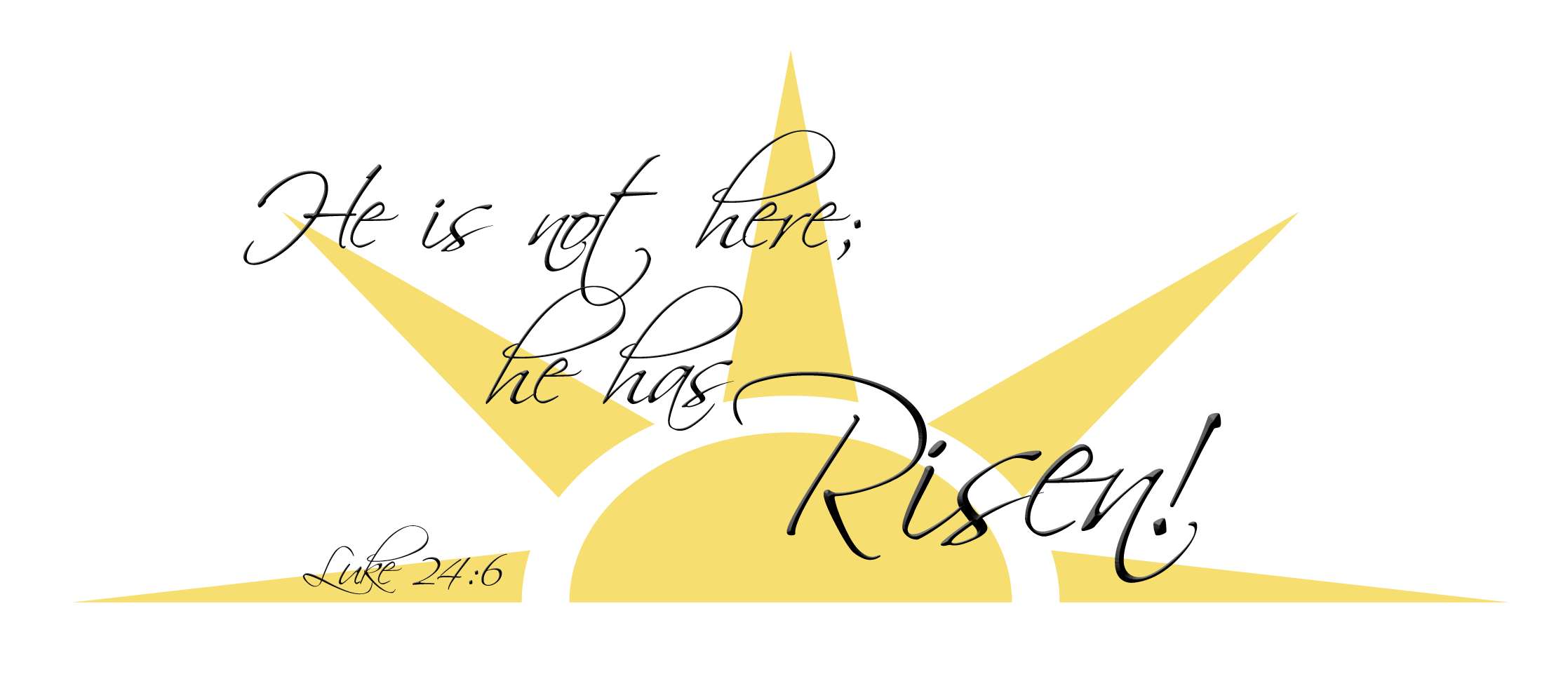 Easter sunday calvary united. Funeral clipart bible