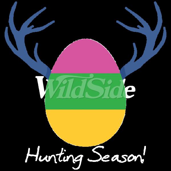 Hunter clipart deer hunter. Hunting season easter egg