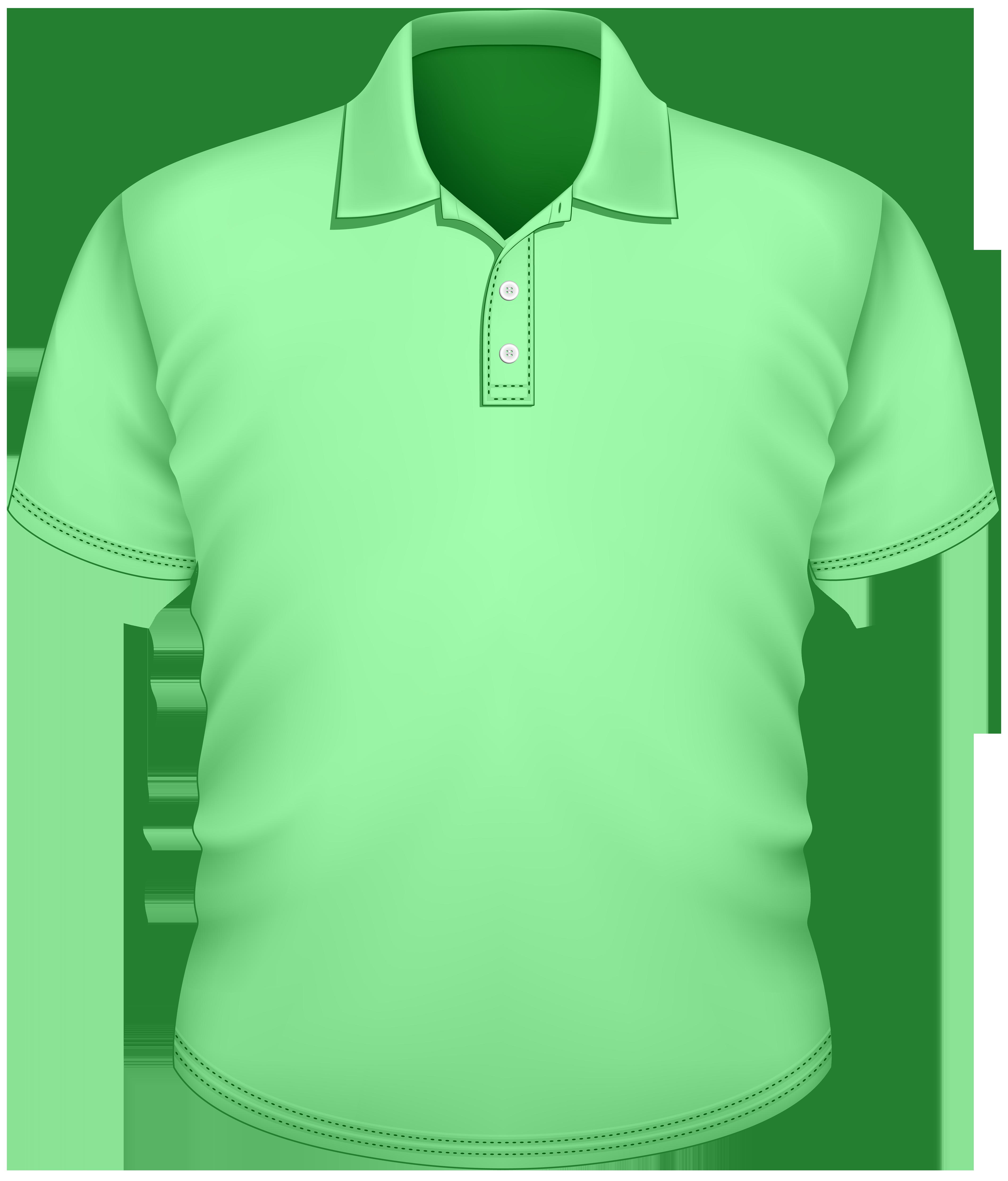 Clipart shirt green shirt. Male png best web