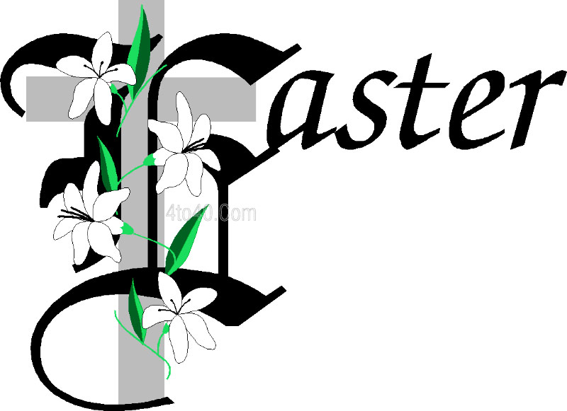 Clipart easter symbol.  religious icons images