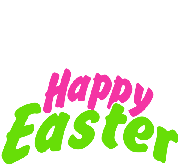 Number 3 clipart happy. Easter clip art image