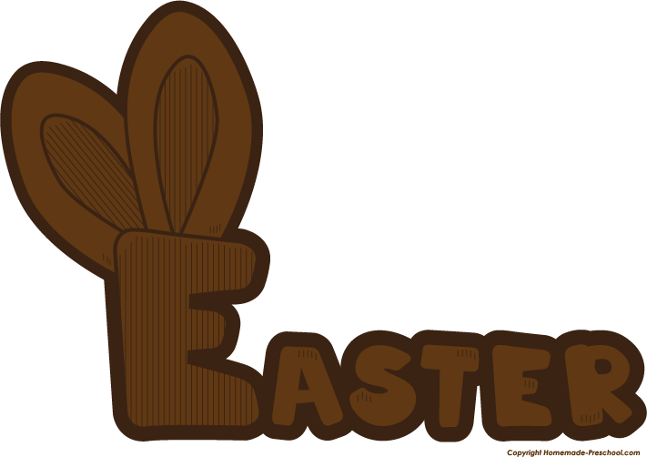 Scrapbook clipart easter. Free click to save