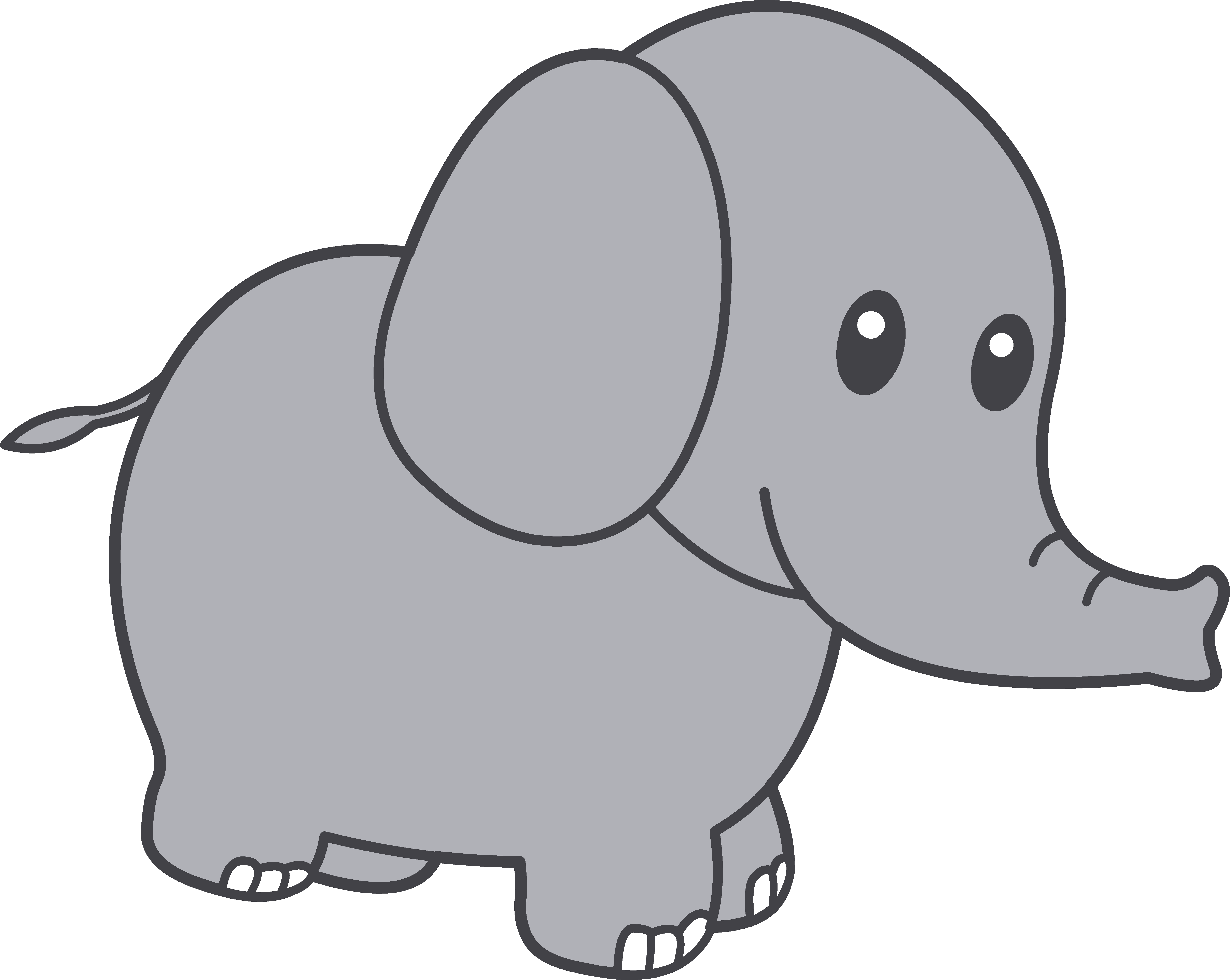 Clip art free download. Clipart mouth elephant