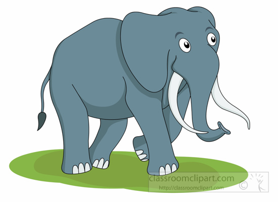 Free clip art pictures. Elephant clipart
