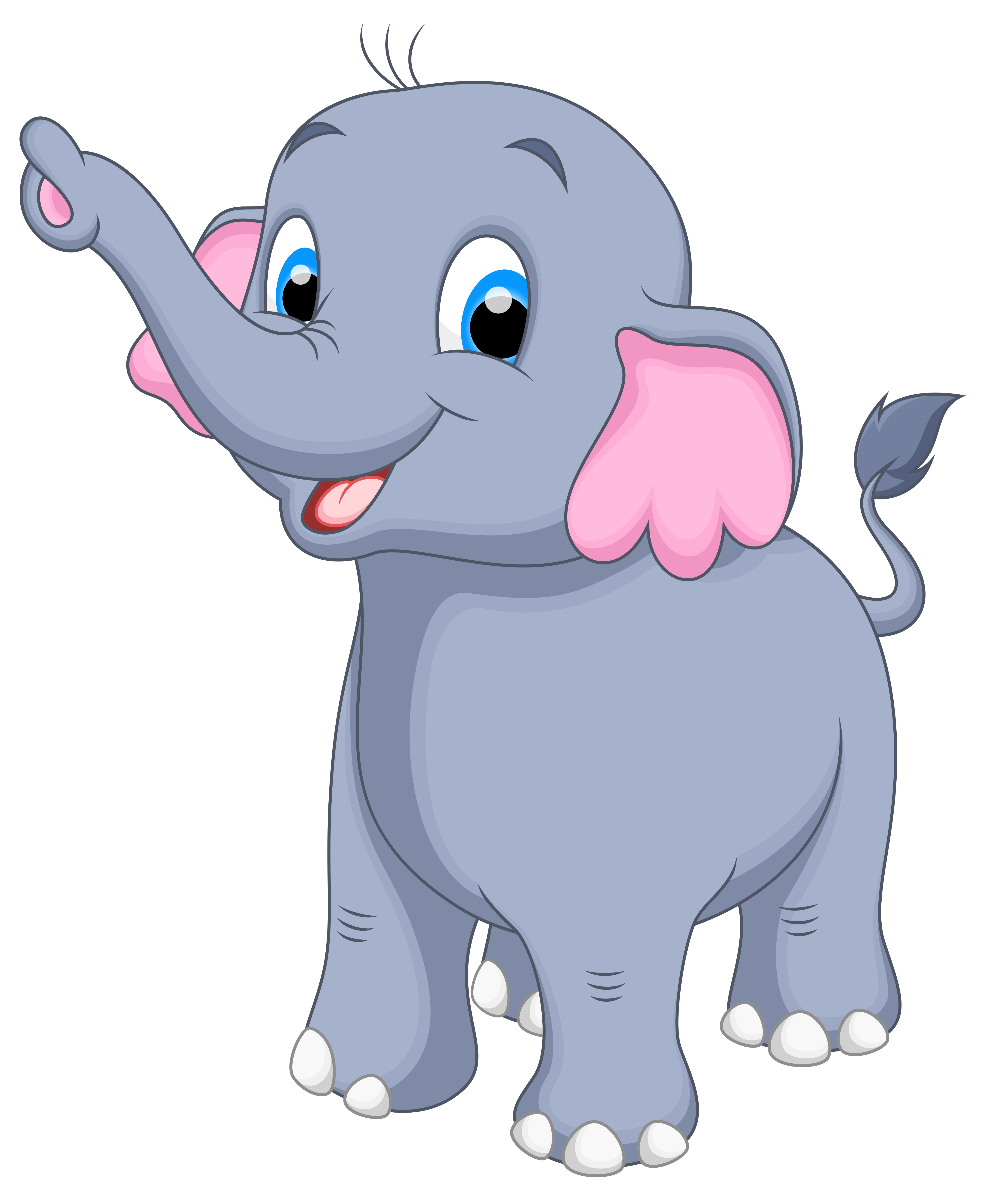 Little elephant png image. Elephants clipart