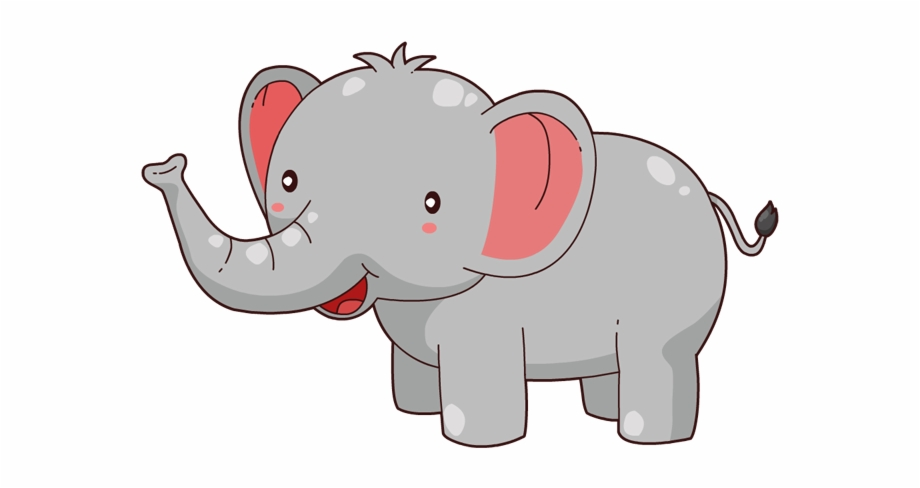 Free to use cute. Elephant clipart
