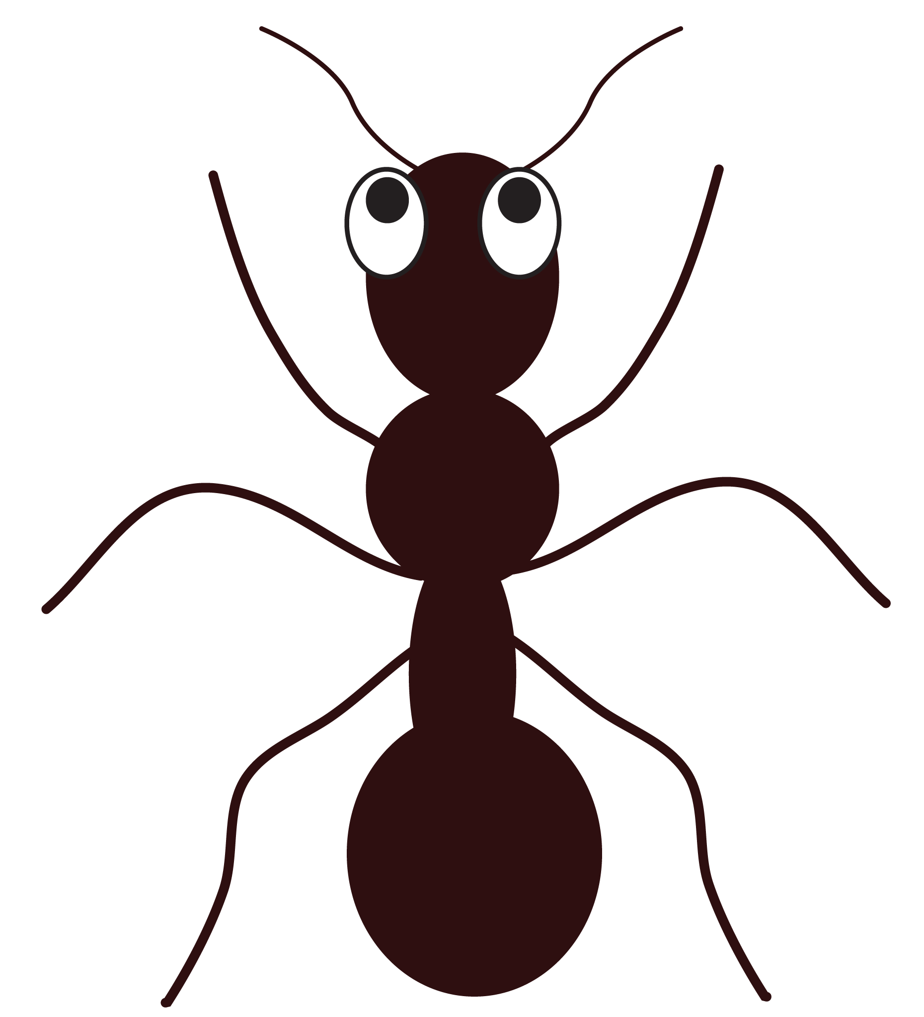 Ant free cliparts. Clipart pencil simple