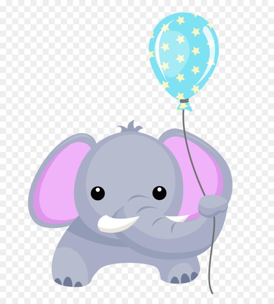 Clipart elephant balloon. Drawing elephants illustration