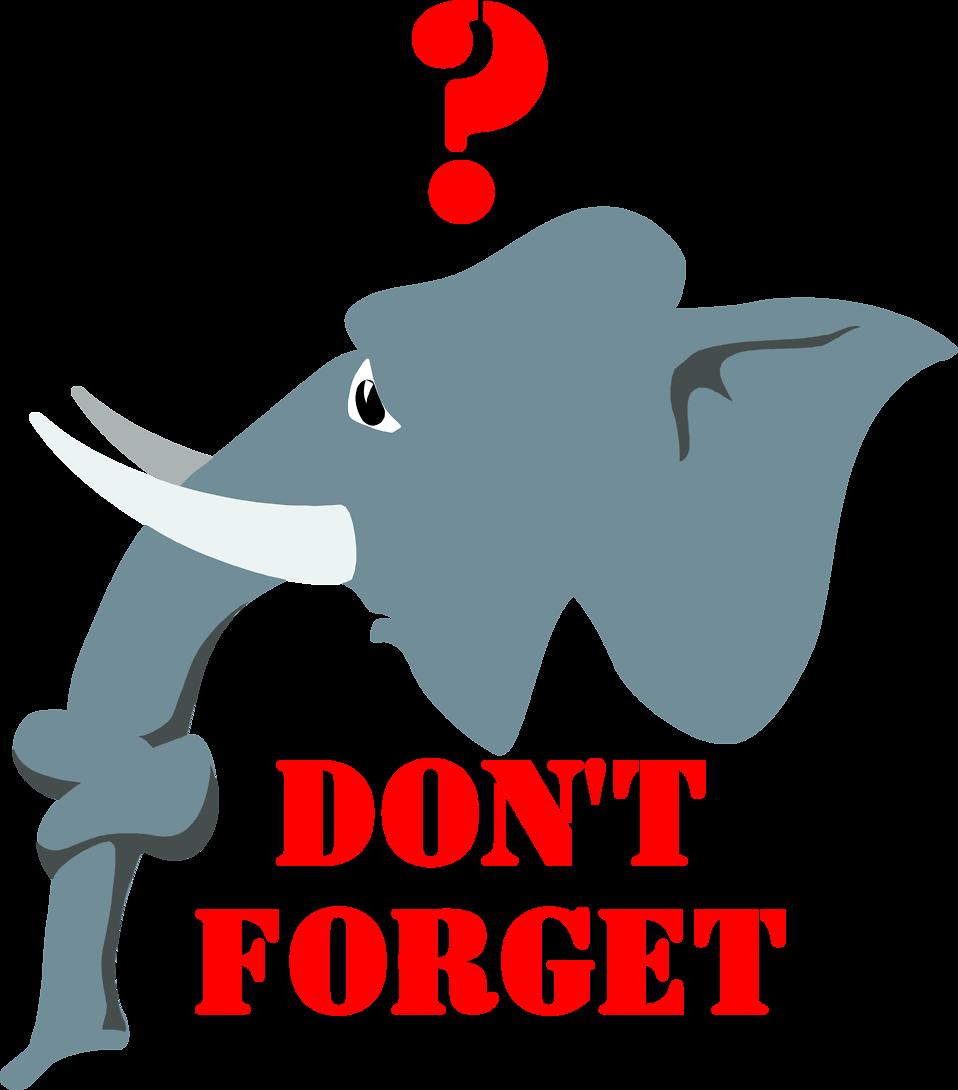 Free stock photo illustration. Clipart elephant christmas