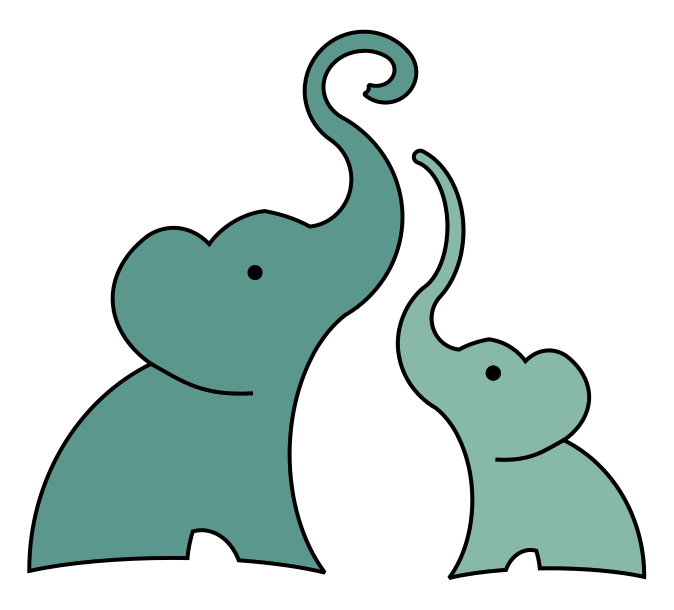 Eye clipart elephant. Services proudly powered by