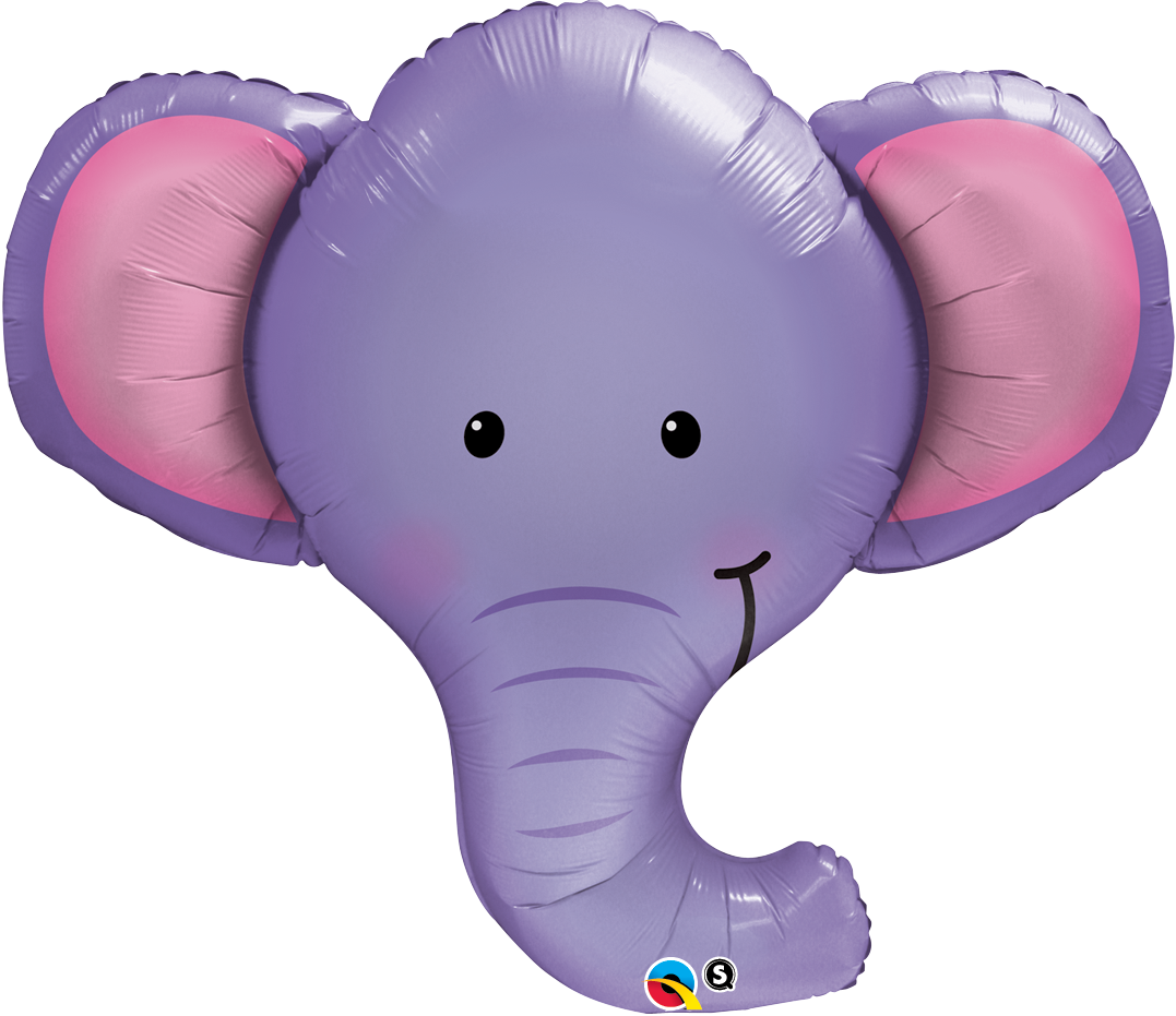 Clipart elephant filigree.  shape foil ellie
