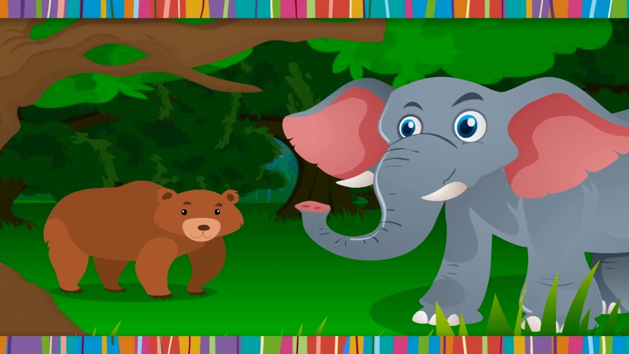 The and friends class. Clipart elephant friend