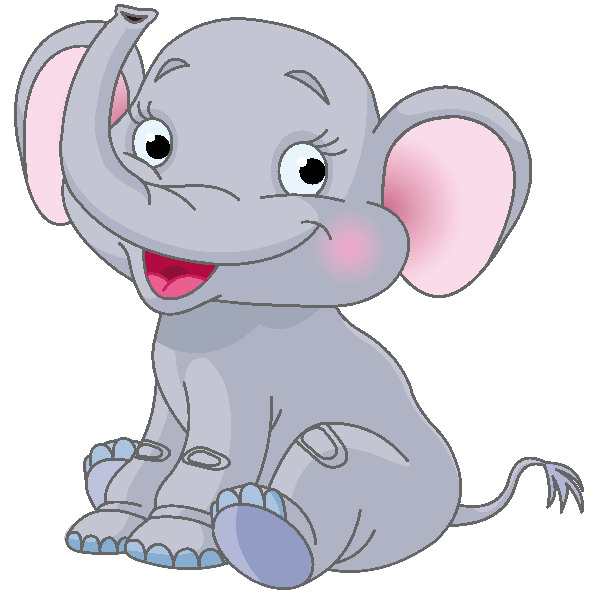 Pin by lynn s. Clipart elephant graduation