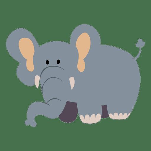 Clip art cute png. Clipart elephant lion