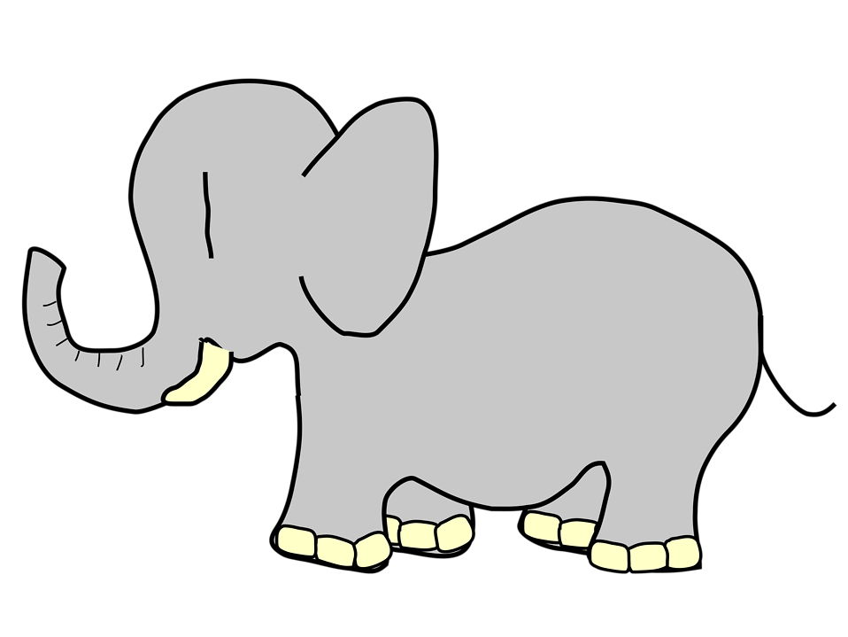 Clipart mouth elephant. Cartoon picture shop of