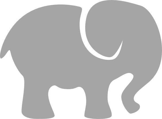 Clipart elephant plain. Cliparts zone