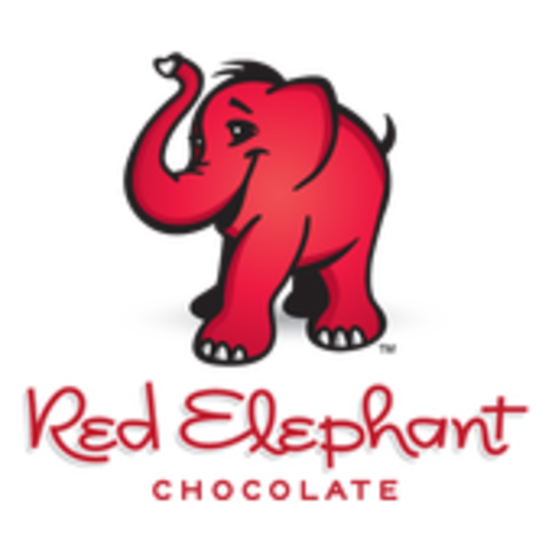 Clipart elephant plain. Red chocolate delivery n