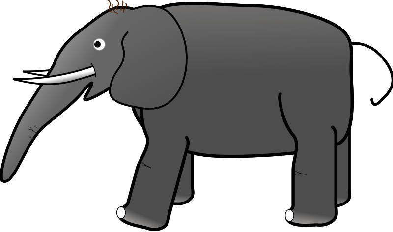 collection of grey. God clipart elephant