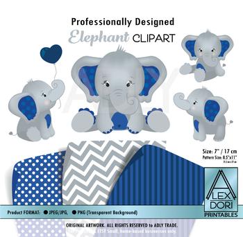 Clipart elephant teacher. Navy blue