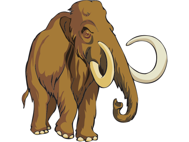 Clipart elephant teacher. Mammoths teachers science trek