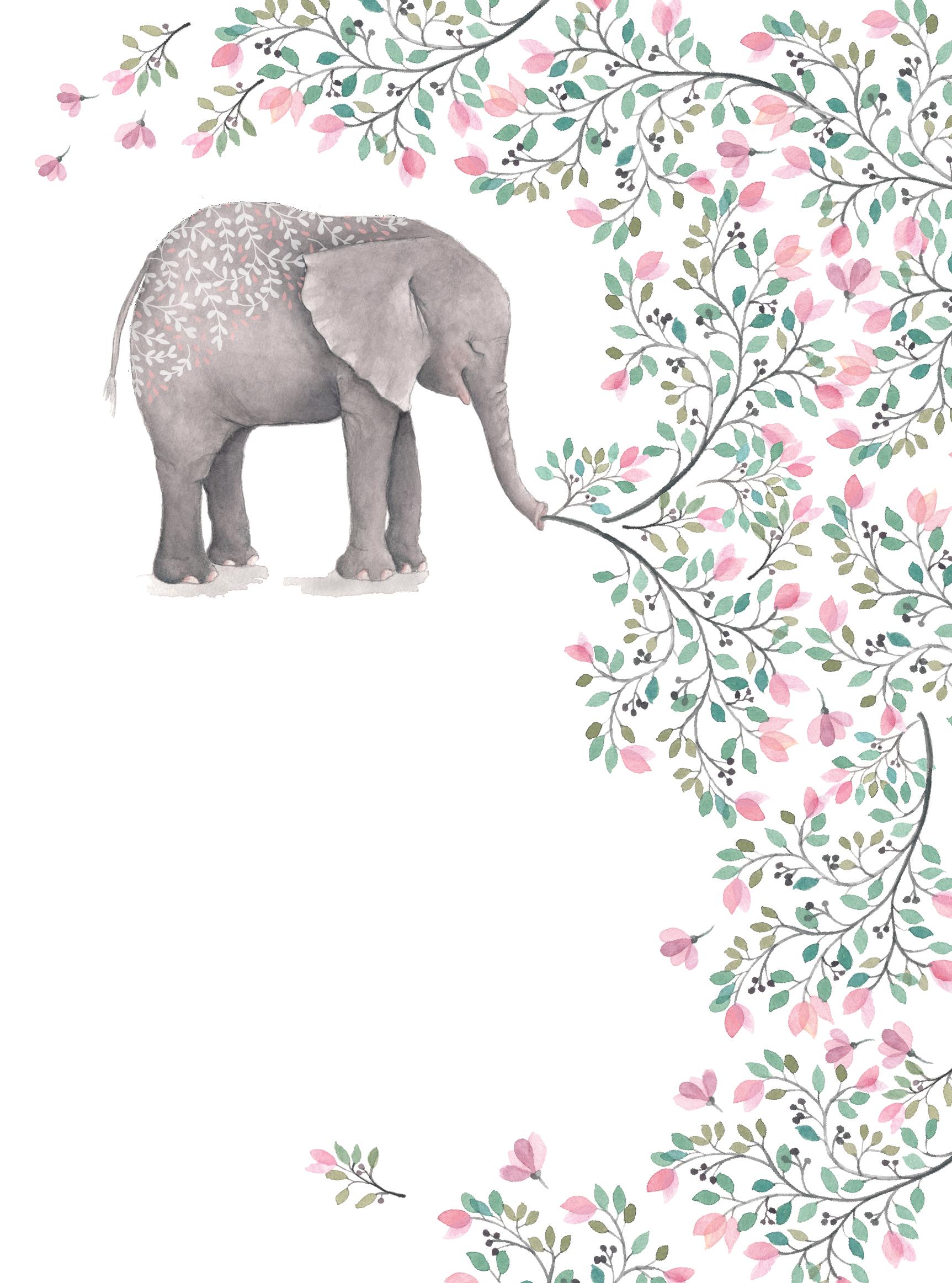 Clipart elephant watercolor. Painting art clip png