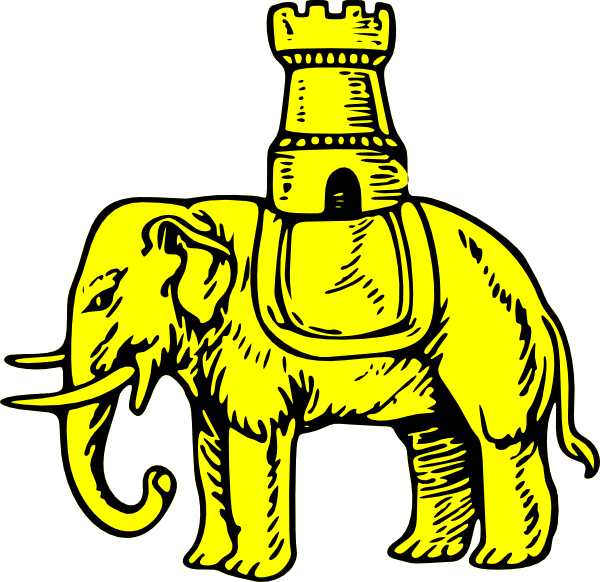 Indian elephant clipartioncom. India clipart village