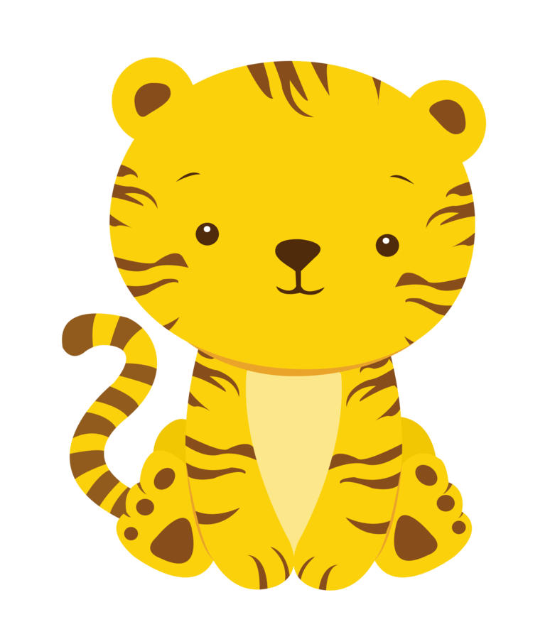 Clipart tiger tigre. Tigres elephant pencil and