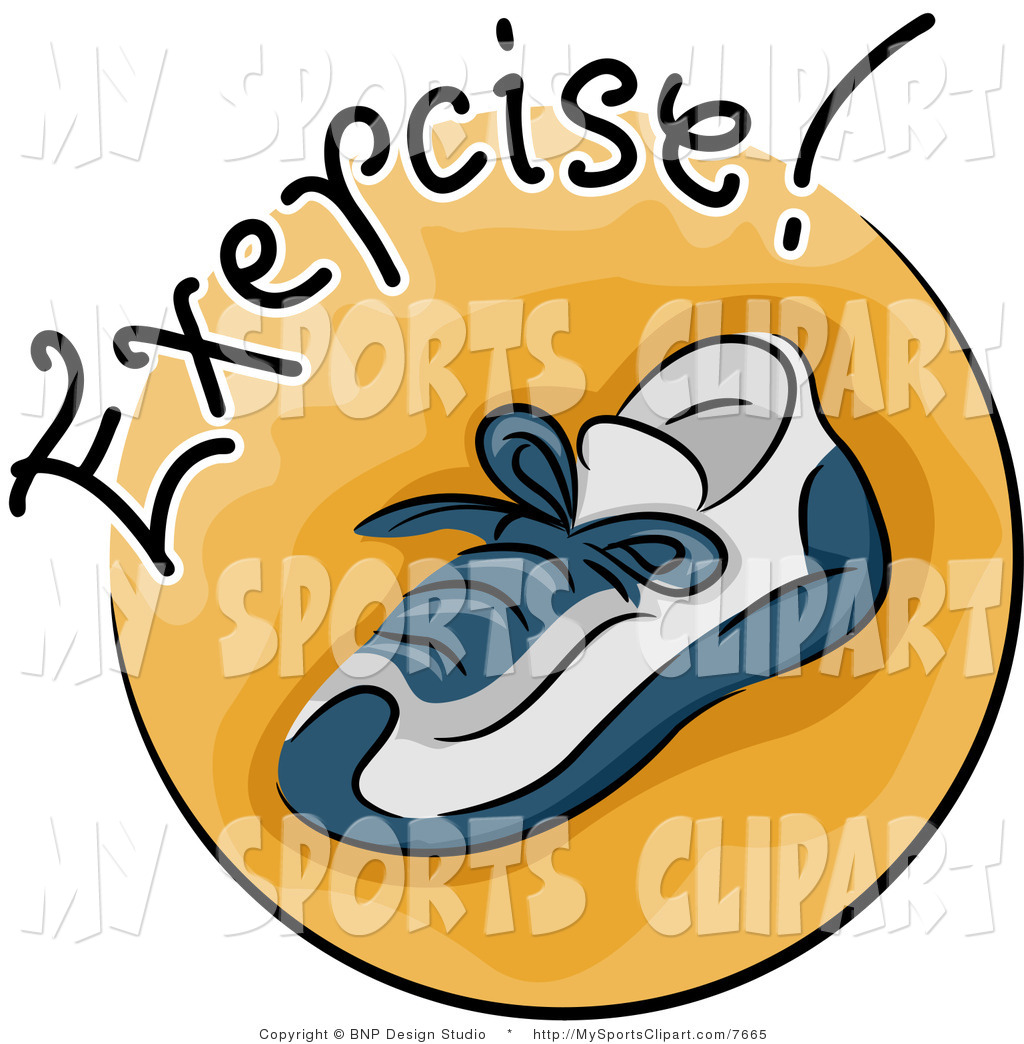 Clipart exercise. Sports clip art of