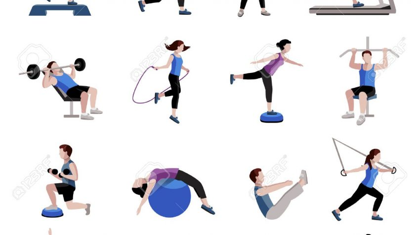 Untold health benefits of. Clipart exercise anaerobic exercise