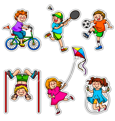 Kid cliparting com . Exercise clipart animated