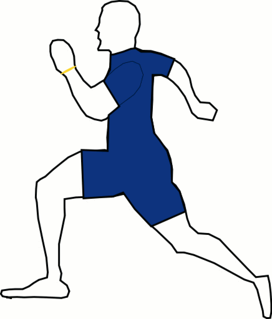 Free fitness animated cliparts. Exercise clipart light exercise