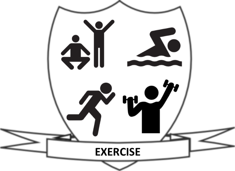 Building life skills february. Exercise clipart basic exercise