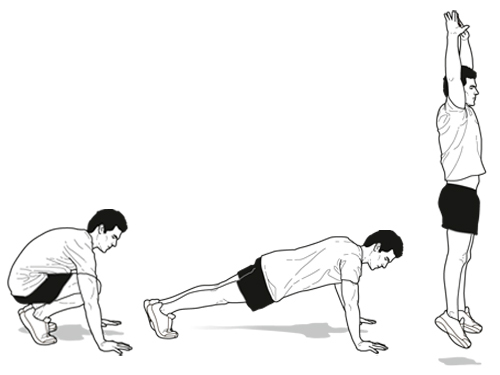 Free cliparts download clip. Exercise clipart burpee