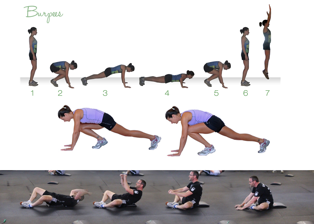 Clipart exercise burpee. Rest day my pursuit