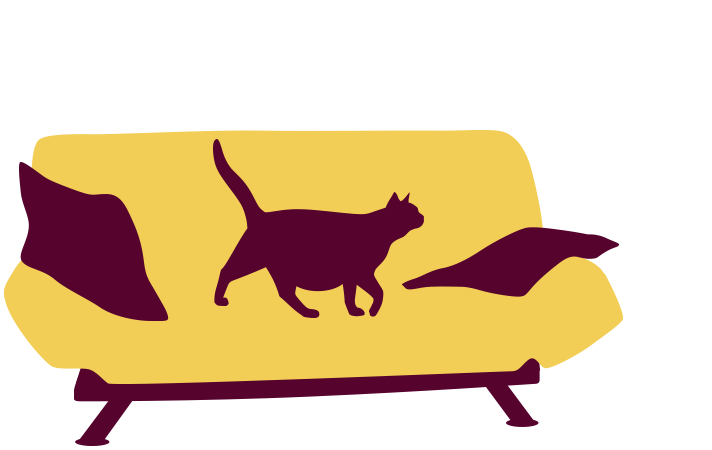 Clipart exercise cat. Is your an indoor