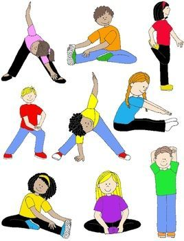 Portal . Exercise clipart regularly