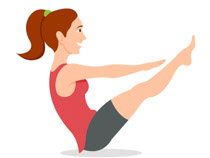Free fitness and exercise. Gym clipart physical wellness