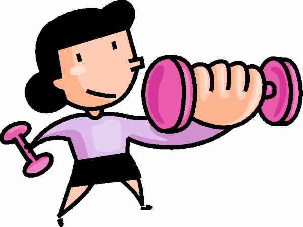 Free cliparts download clip. Weight clipart exercise plan