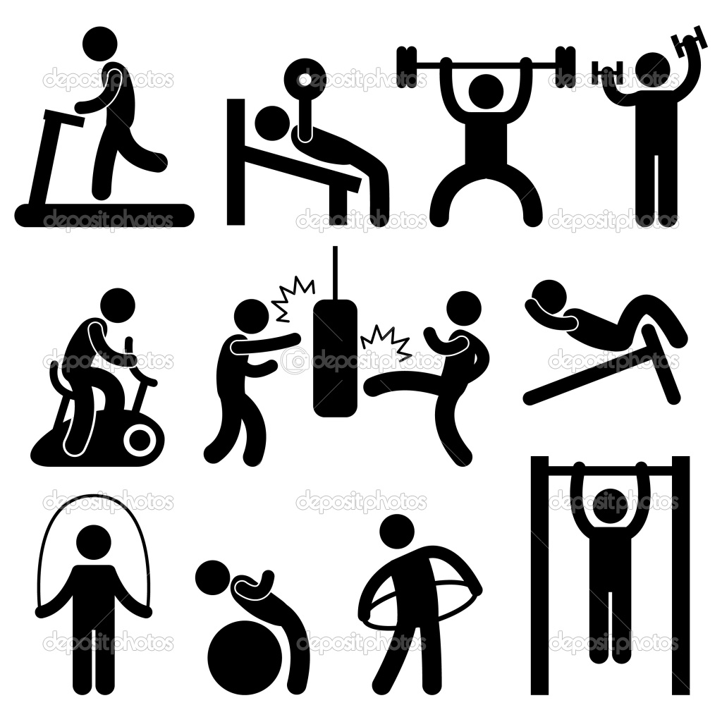 Exercise clipart exercise science. Is a fine and