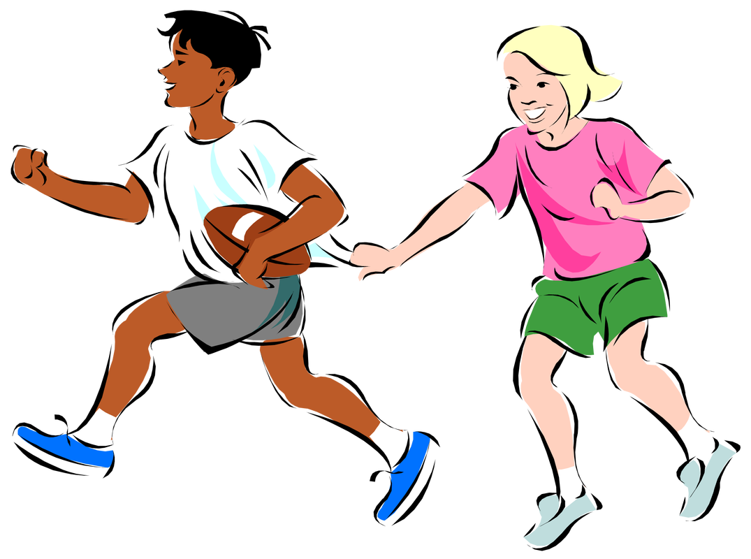 Eating and with myrt. Exercise clipart exercise science