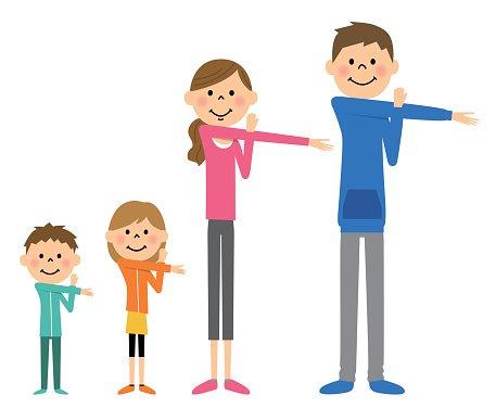 To prepare premium clipartlogo. Exercise clipart family