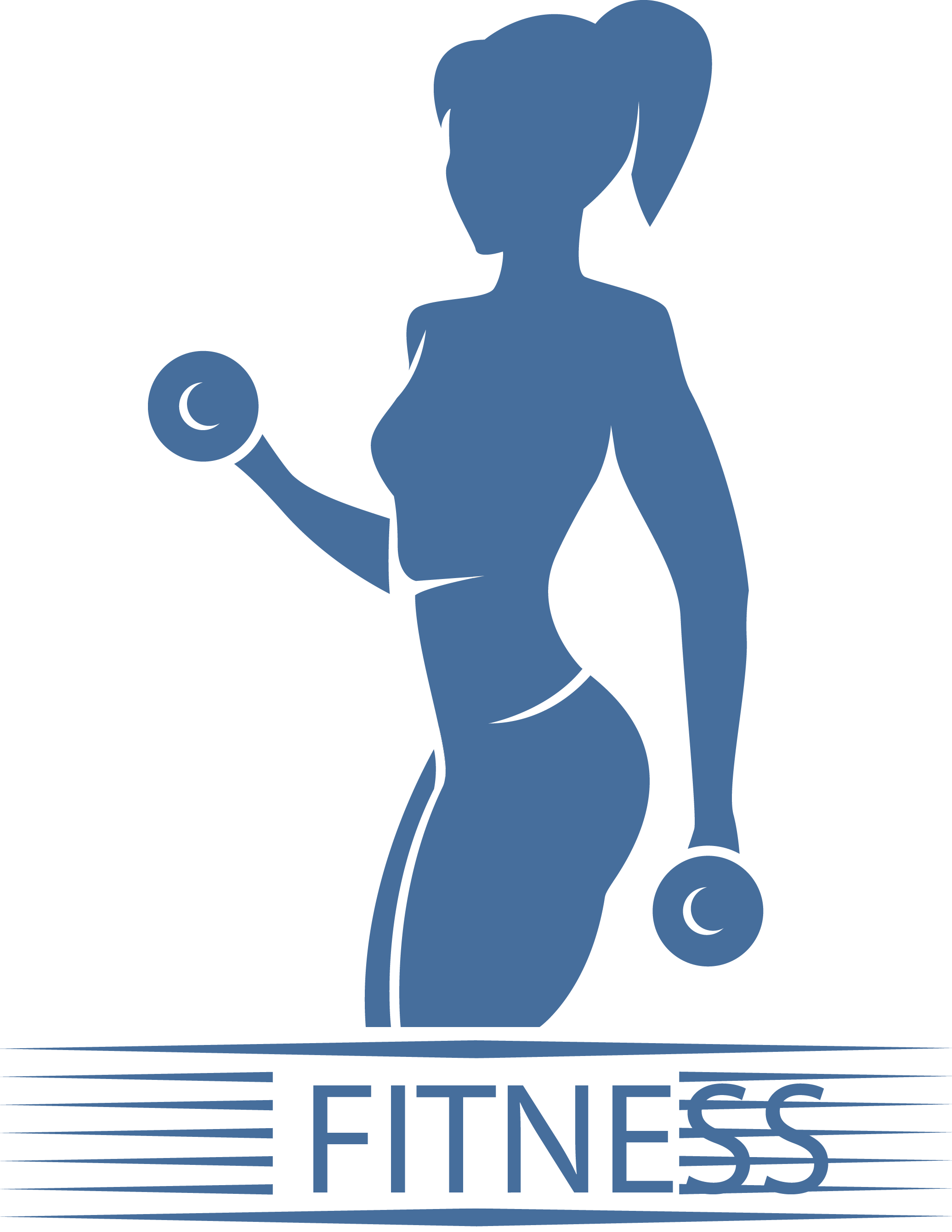Exercising clipart fitness trainer. Physical exercise centre personal