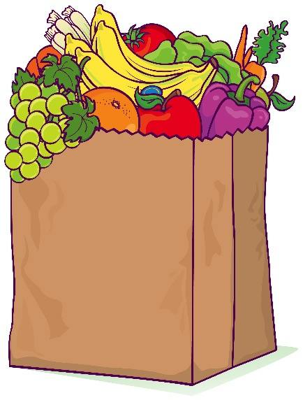 Diet and clip art. Exercise clipart food