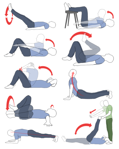 Ab exercises once when. Exercise clipart girl exercise